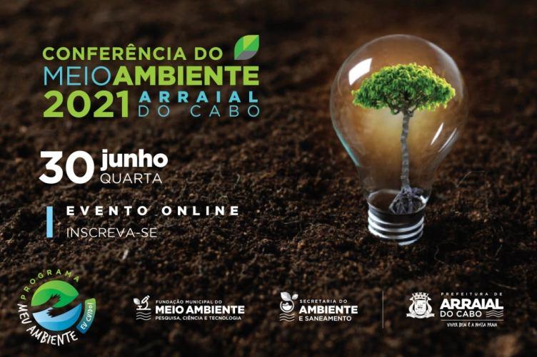 Arraial do Cabo convida população para 1ª Conferência Municipal de Meio Ambiente