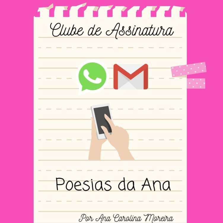 POESIAS DA ANA