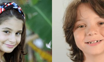 Isabella Koppel e Kaik Brum
