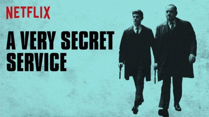 A VERY SECRET SERVICE - Segunda temporada de A Very Secret Service chegou hoje à Netflix