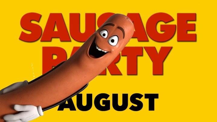 sausage party - Sausage Party já esta disponivel na Netflix