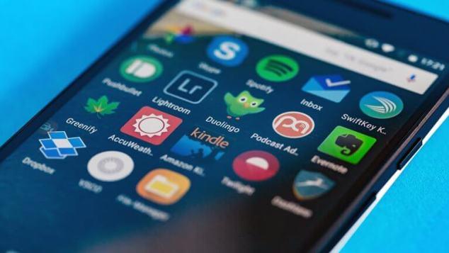 aplicações android