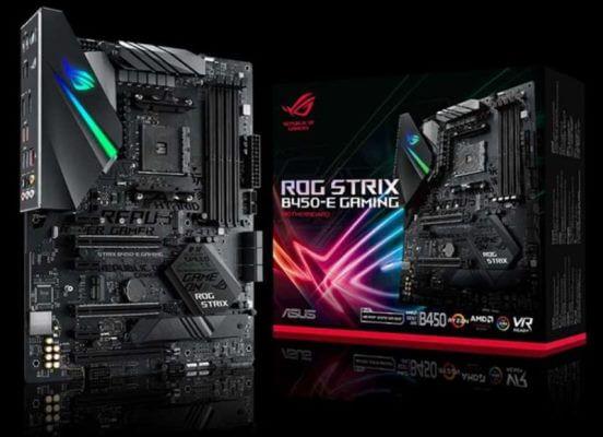 Asus ROG Strix B450 E GAMING 4 - ROG Strix B450-E GAMING é a nova motherboard da Asus