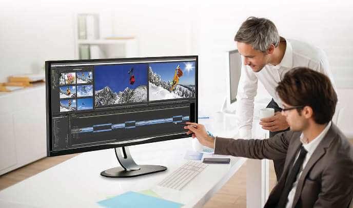 Philips BDM3470UP 1 - MMD anuncia a reedição do monitor UltraWide Philips BDM3470UP