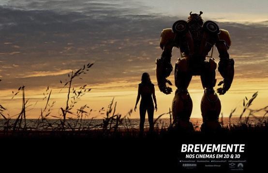 BUMBLEBEE - Bumblebee estreia amanha nos cinemas