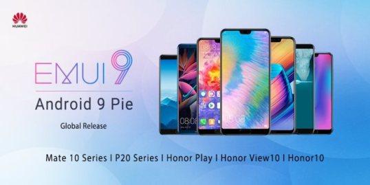 EMUI 9 Huawei - Huawei dá-lhe 10 razões para mudar para um dos seus smartphones