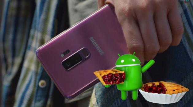 Galaxy S9 Android Pie - Versão final do Android Pie para o Galaxy S9 chega ainda este mês