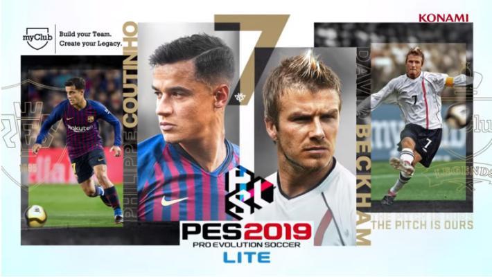 Pro Evolution Soccer 2019 Lite - Konami lança versão gratuita do PES 2019