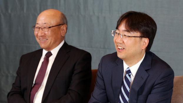 Presidente analisa o desenvolvimento da Nintendo desde os anos 2000