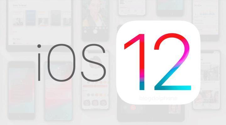 Apple lança a primeira versão beta do iOS 12.2