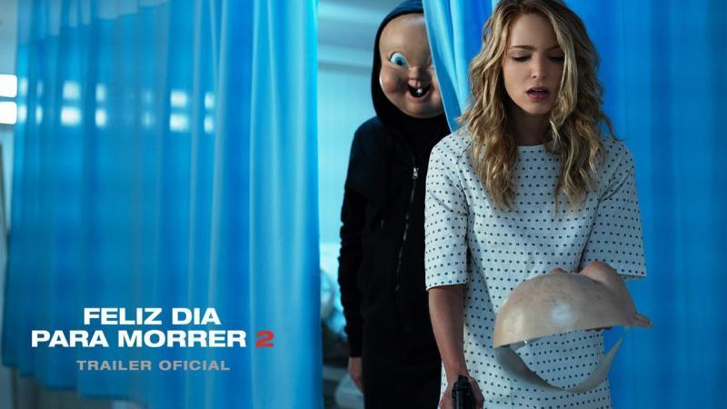 Feliz Dia Para Morrer 2 - Feliz Dia para Morrer 2 estreia no dia dos namorados