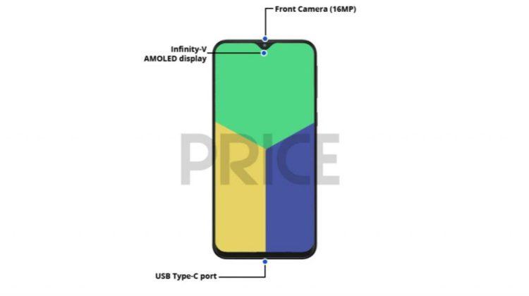 Galaxy M30 Renders 2 2 - Reveladas as especificações do Samsung Galaxy M30