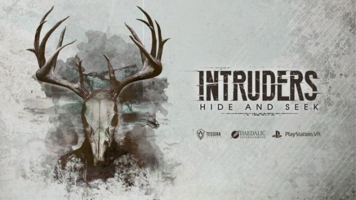 Intruders: Hide and Seek um jogo exclusivo PS4 já está disponível