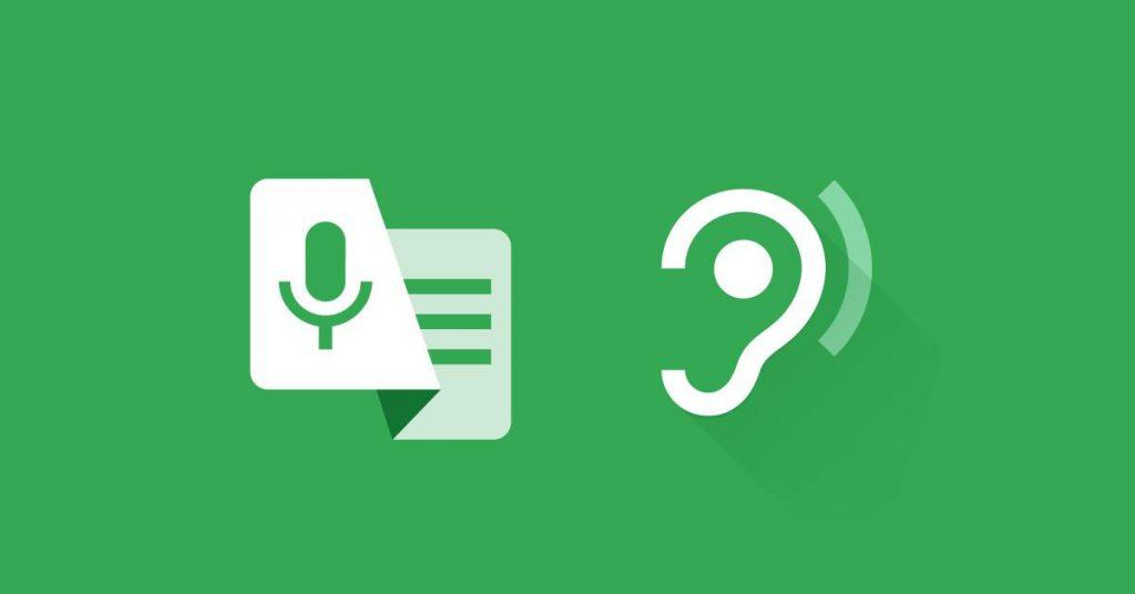 Google lança duas novas aplicações para ajudar pessoas com deficiência auditiva