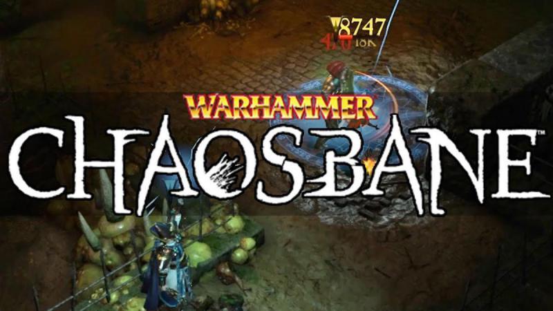 Warhammer ChaosBane já tem data oficial para chegar à PlayStation 4, Xbox One e PC