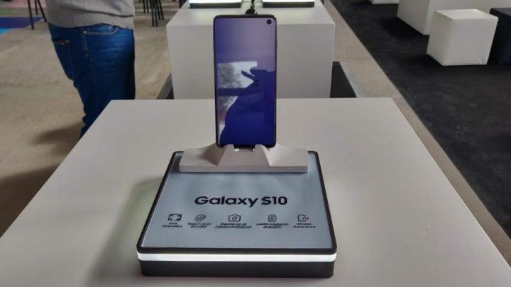Galaxy S10 - Atualização de firmware bloqueia algumas unidade do Galaxy S10