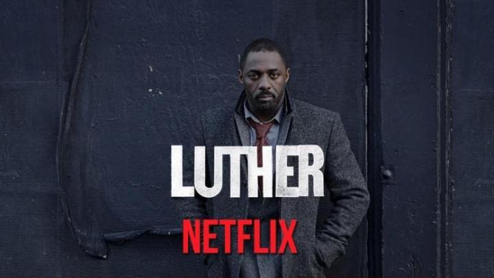 Luther Netflix - Temporada 5 de Luther chega hoje à Netflix
