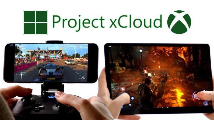 Projet xCloud jogos