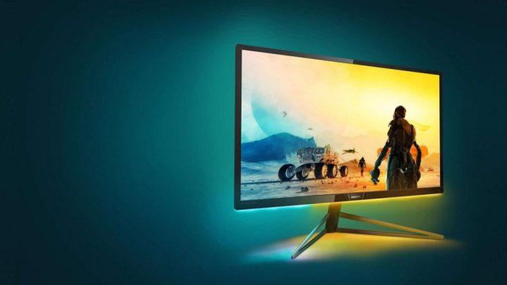 326M6VJRMB 01 MI1 global 001 - MMD lança novo monitor para jogos Philips Momentum de 32 polegadas