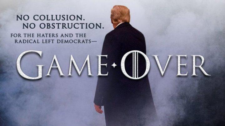 Game Over - HBO não gosta que Donald Trump use Game of Thrones nos seus tweets