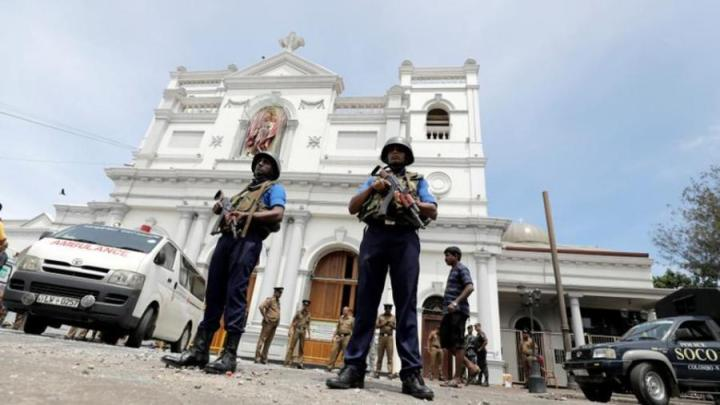 Sri Lanka - Ataques no Sri Lanka: Facebook e outras redes sociais estão temporariamente bloqueados