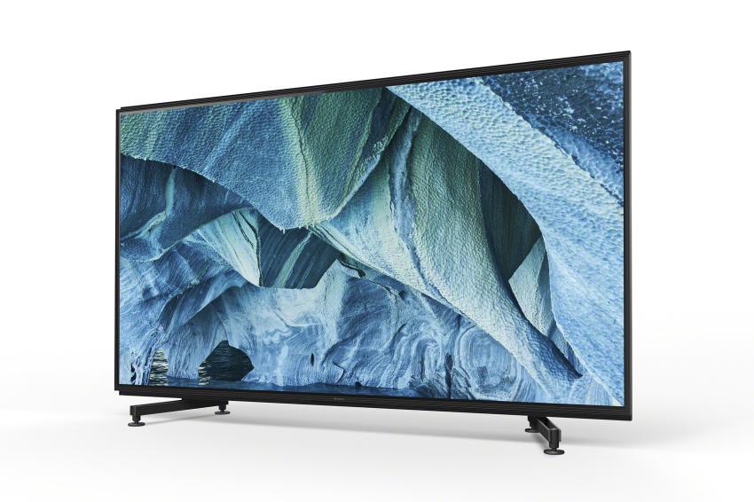 8K HDR Full Array LED ZG9 1 - TV's 8K da Sony chegam ao mercado já daqui a alguns dias