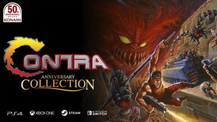 Contra Anniversary Collection - Konami anuncia o Contra Anniversary Collection