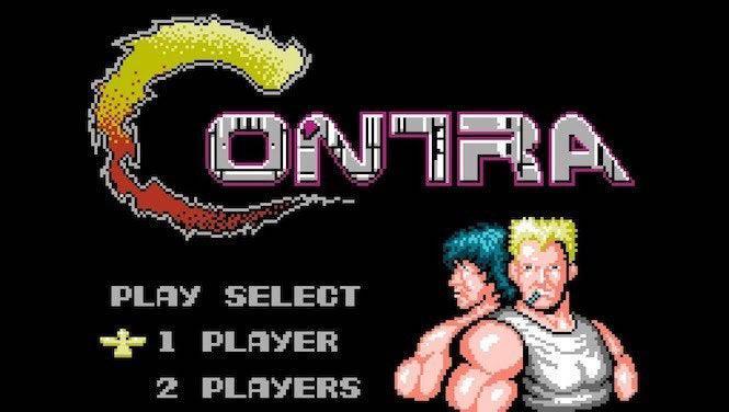 Contra - Konami poderá relançar a série de jogos Contra