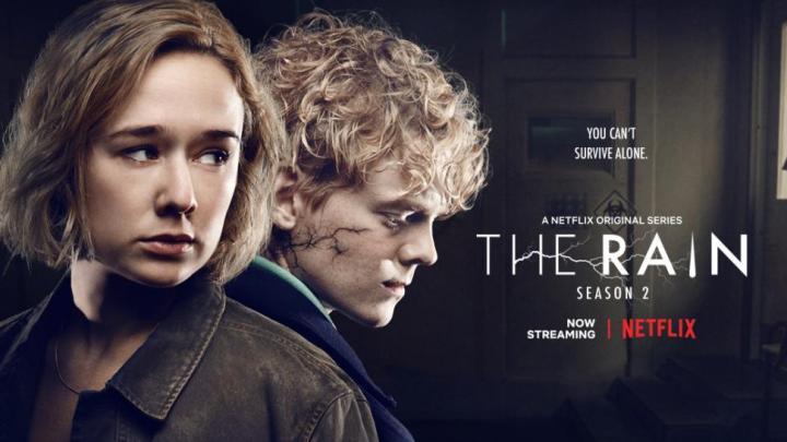 The Rain - Segunda temporada de The Rain chegou hoje à Netflix