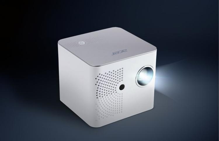 Acer B130i - Acer B130i: Um novo Projetor com Powerbank Integrado