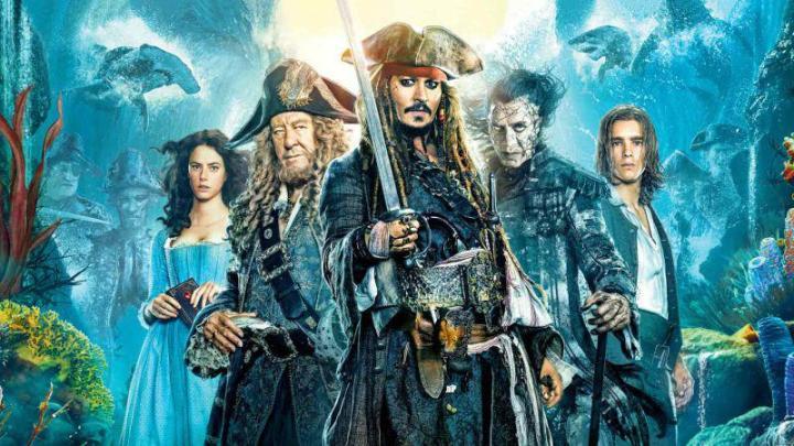 Piratas das Caraíbas Homens Mortos não contam Histórias - Piratas das Caraíbas: Homens Mortos não contam Histórias chegou hoje à Netflix