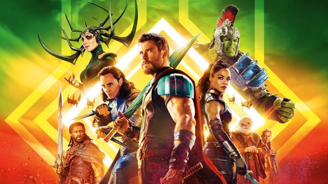 Thor: Ragnarok chegou hoje à Netflix