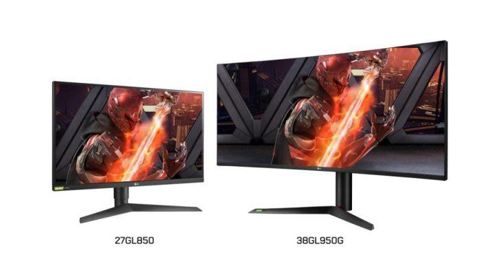 UltraGear Nano IPS G SYNC Gaming Monitor 2 - LG lança o primeiro monitor IPS para jogos do mundo com resposta de 1ms