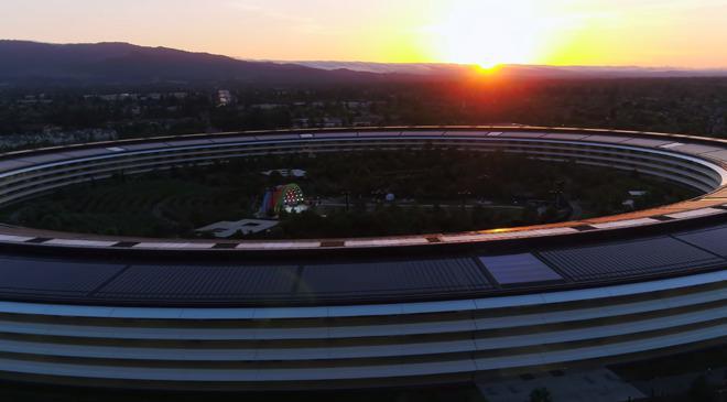 Apple Park - Apple Park já é um dos edifícios mais caros do mundo