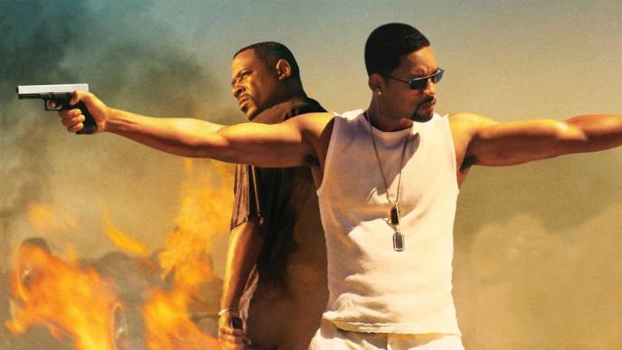 Bad Boys II com Martin Lawrence e Will Smith chegou hoje à Netflix