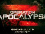 Operation Apocalypse Z - Nintendo Switch Lite é agora oficial