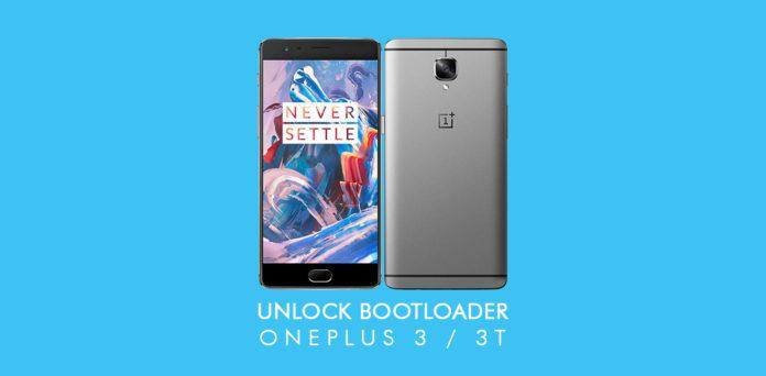 desbloquear Bootloader Oneplus 3 1 - Como desbloquear o Bootloader do Oneplus 3 e 3T