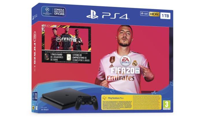 22222 - PlayStation apresenta novos bundles com o FIFA 20