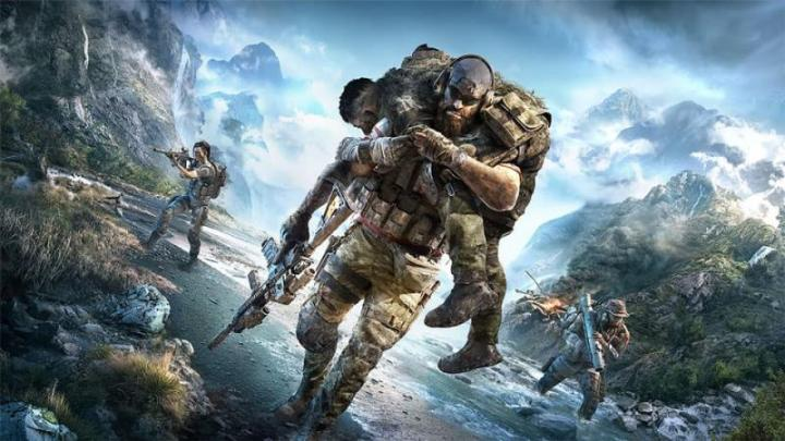 Ghost Recon Breakpoint AMD