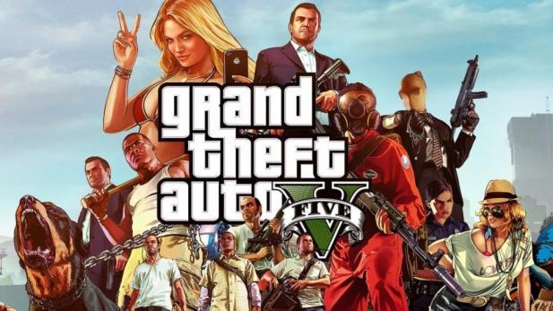 Grand Theft Auto 5 - Grand Theft Auto 5 liderou as vendas da PlayStation Store em Julho