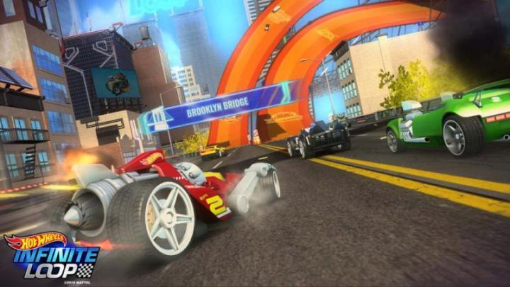 Hot Wheels Infinite Loop - Hot Wheels Infinite Loop é o novo jogo da Mattel para Android e iOS