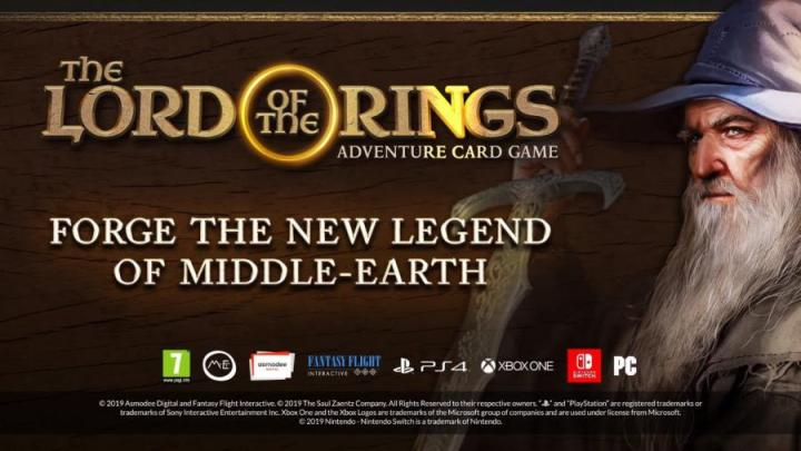The Lord of the Rings Adventure Card Game - The Lord of the Rings : Adventure Card Game disponibilizado para o PC