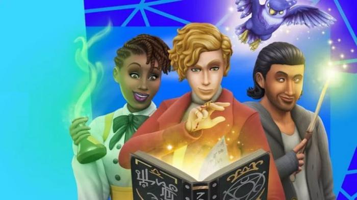 The Sims 4 Kingdom of Magic - Electronic Arts anuncia o The Sims 4: Kingdom of Magic