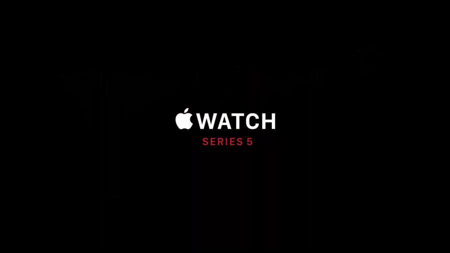 Apple Watch 5 - Apple anuncia o espectacular Apple Watch 5