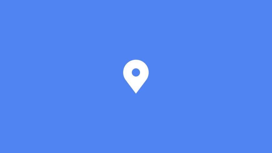 localização Facebook