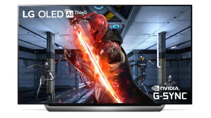 LG OLED TV - LG uniu forças com a NVIDIA e anuncia a primeiras TV OLED compatíveis com NVIDIA G-SYNC