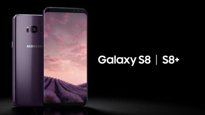 Galaxy S8 firmware