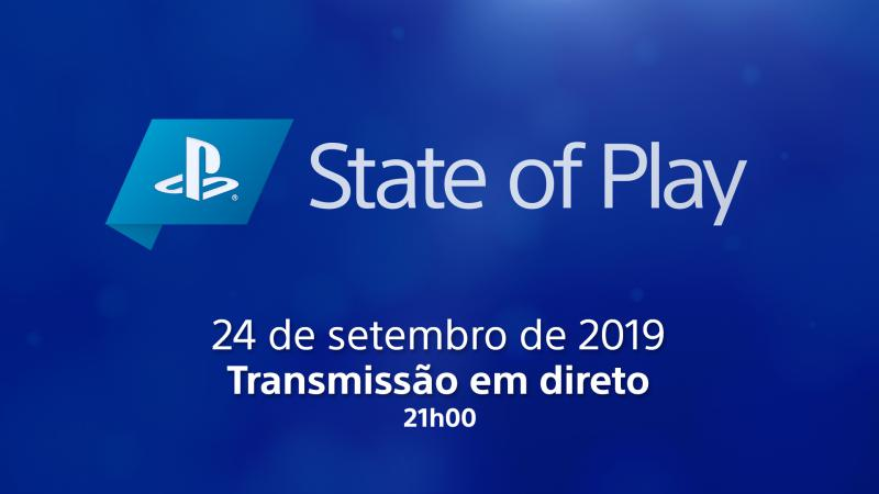 State of Play Setembro