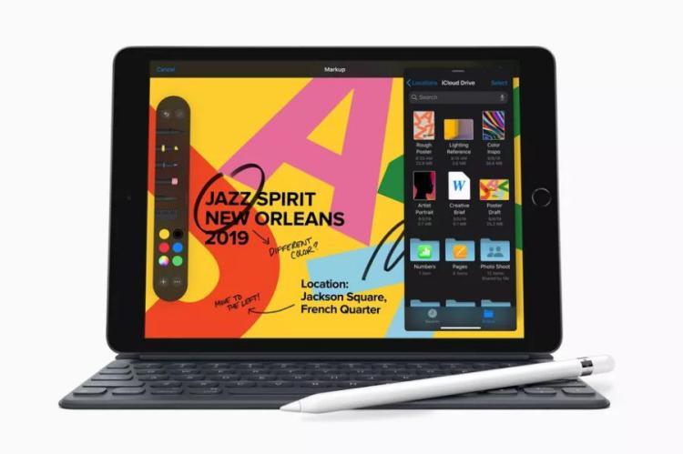 iPad 10 polegadas - Apple lança novo iPad de 10,2 polegadas