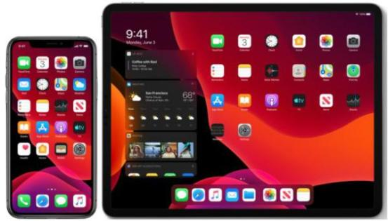 iPadOS 13